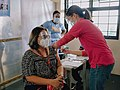 Over 500 frontliners and medical health workers of CamSur receive Astrazeneca vaccine 04.jpg