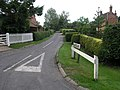 Oxlands Lane - geograph.org.uk - 235029.jpg