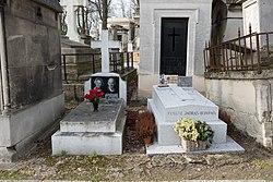 Tomb of Aubry