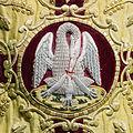 Pélican de piété sur une chape, Sizun, France.jpg