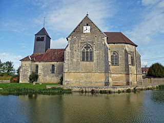 Maisons-lès-Chaource Commune in Grand Est, France
