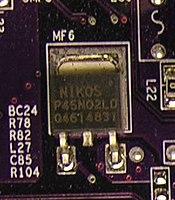 Transistor a effetto di campo