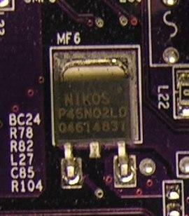 قطعات الکترونیک ((FET))