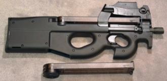 FN P90 - FN P90 - FN 5.7x28mm