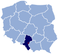 POL Tychy map.svg