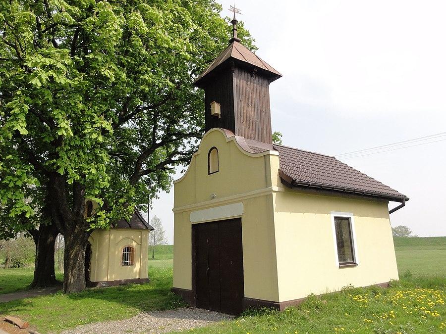 Zarzecze, Cieszyn County