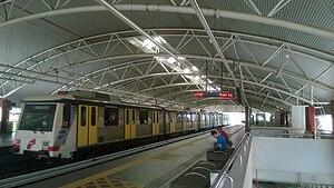 PWTC LRT station - Image: PWTC LRT station