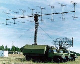 P-18 radar