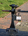 Paddle Gear, Wolverhampton Lock No 17 - geograph.org.uk - 699132.jpg