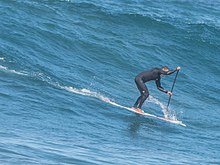 Standup paddleboarding - Wikipedia