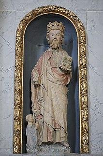 Saint Judicael King of Domnonee