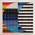 Painel de azulejos abstrato Geométrico.jpg