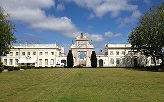 Seteais Palace - Image: Palácio de Seteais 2013 10