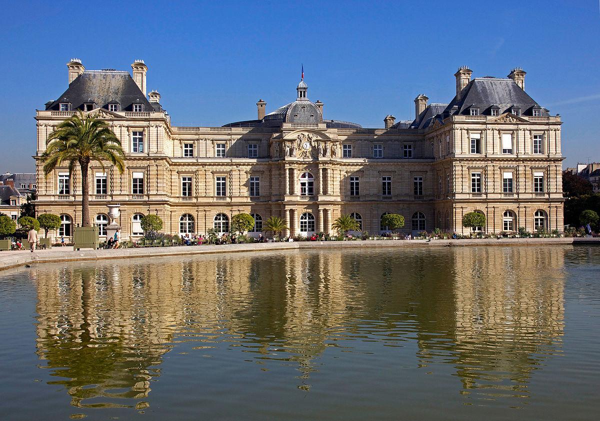 Grand Foyer Palais Du Luxembourg : Palais du luxembourg wikipedia