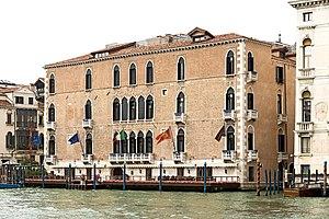 Pisani family - Image: Palazzo Pisani Gritti (Venice)