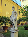 Palazzo medici riccardi, giardino, statua 02.JPG