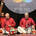 Pandit Rajan Sajan Mishra Performing at Bharat Bhavan Bhopal 06.jpg