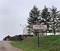 Panneau d'entrée dans Colombey les Deux Églises (octobre 2020).jpg