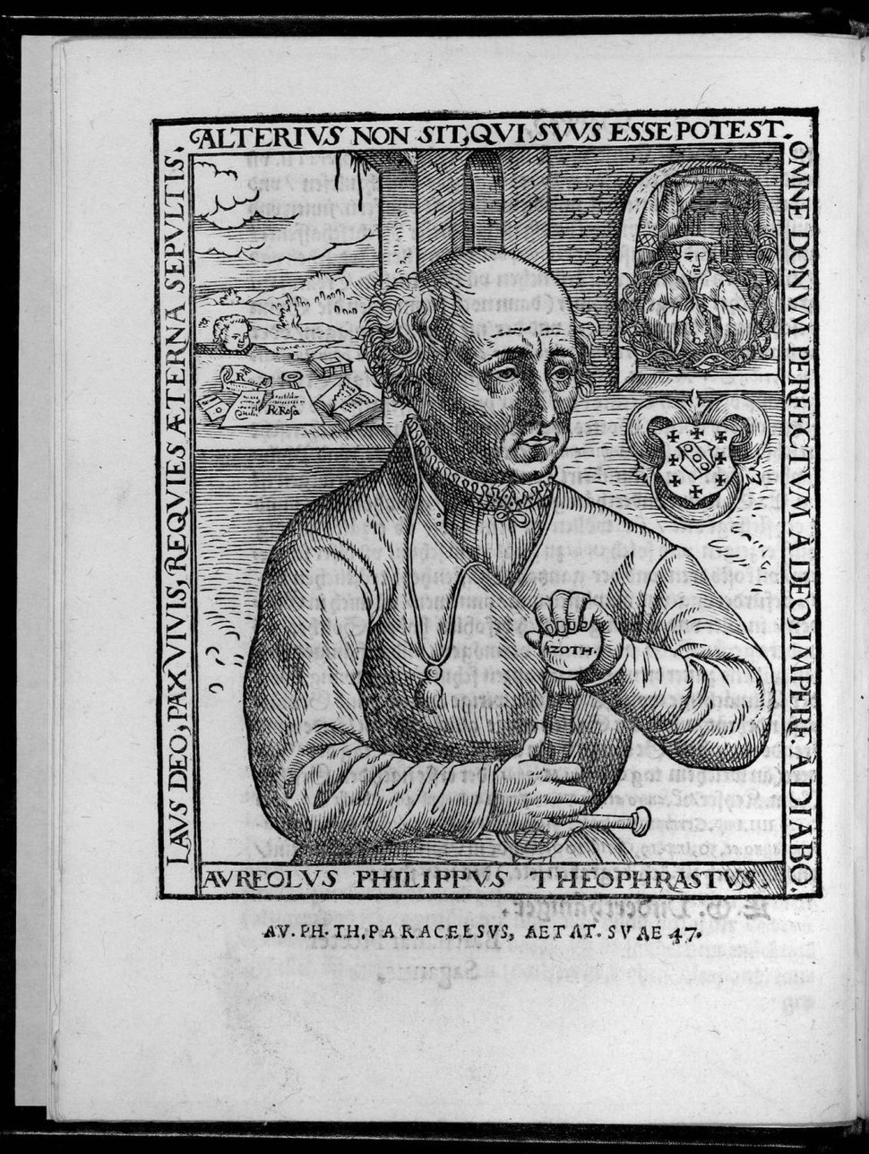 Paracelsus 1567