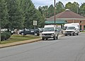 Paratransit lines up near senior housing outside Cville (4904751991).jpg