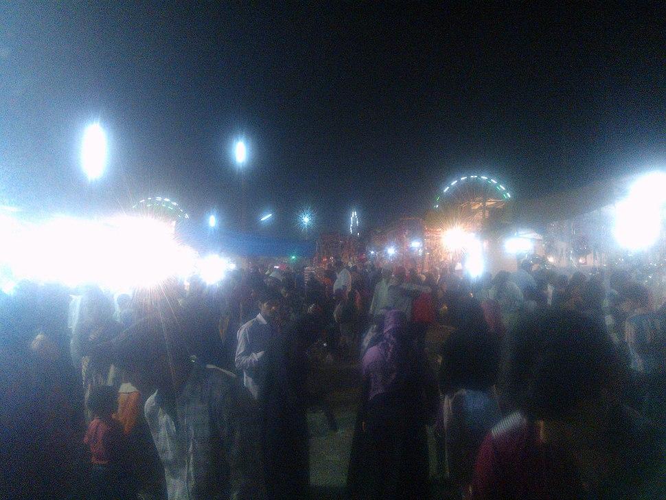 Parbhani festival people