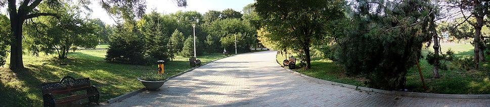 Parcul Floreasca - panorama