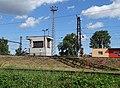 Pardubice hlavní nádraží, domek v západním zhlaví.jpg