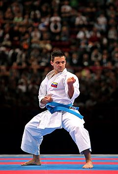 Antonio Díaz Karateka Wikipedia