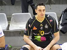 Paris Volley - Rennes Volley 35, Championnat de France - 5 March 2014 - 37.JPG