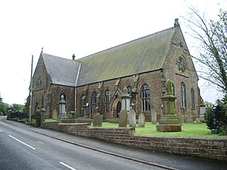 Heapey village and civil parish of the Borough of Chorley, in Lancashire, England
