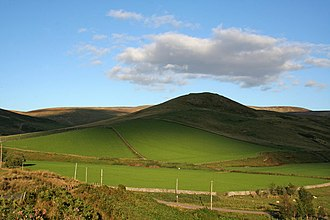 Agriculture in prehistoric Scotland - Park Law Iron Age settlement near Sourhope in the Borders, was the site of an agricultural settlement during the Iron Age. Nearby hillsides have prominent lynchets or cultivation rigs.