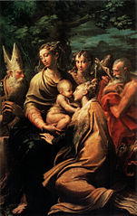 Madonna of Saint Margareth