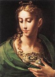 Parmigianino: Q3858368