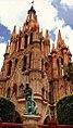 Parroquia de San Miguel Arcángel,San Miguel de Allende.jpg