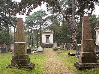 Zoroastrian Trust Funds of Europe - Zoroastrian graves at Brookwood Cemetery