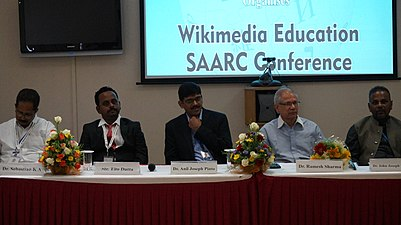 Participants at Wikimedia Education SAARC Conference 2019 (3).jpg