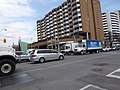 Parts of panoramas of intersections where there will be Eglinton Crosstown LRT stations, GPS embedded, taken 2013 04 25 (6) (8681156645).jpg