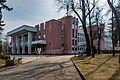 Partyzanski avenue, Minsk (March 2020) p018 — Zolak palace of culture.jpg