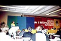 Paryžius, Socialistų Internacionalas1988.12.6-7 - kalba LSDP UD delagatė Irena Diksaitienė.jpg