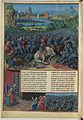 Passages d'outremer - BNF Fr.5594, f37v - bataille de Dorylée.jpg