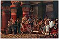 Pastime in Ancient Egypt Alma-Tadema 1864.jpg