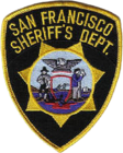 Patch of the San Francisco Sheriff's Department.png