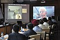 Paul Doherty Skyping With Participants - Professional Enrichment Programme On Astronomy Awareness - NCSM - Kolkata 2011-09-21 5468.JPG
