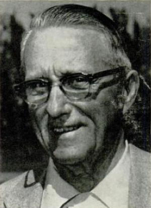 Paul Krichell - Paul Krichell in 1957.