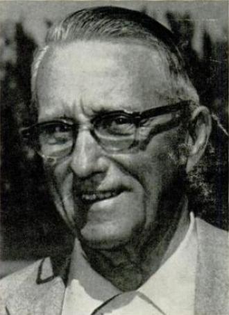 Paul Krichell - Paul Krichell in 1957.