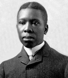 Description de l'image Paul Laurence Dunbar circa 1890.jpg.