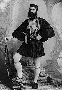 Pavlos Perdikas in Douama dress.jpg