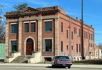 Payette County, Idaho - Image: Payette City Hall Courthouse 2 Payette Idaho