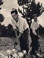 Peasants in Sila, Calabria, Italy-1950.jpg