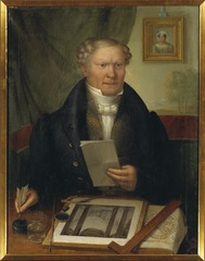 Pehr Axel Nyström, 1793-1868